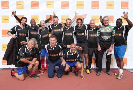 Tournoi Orange Passion Madrid 24 octobre 2015